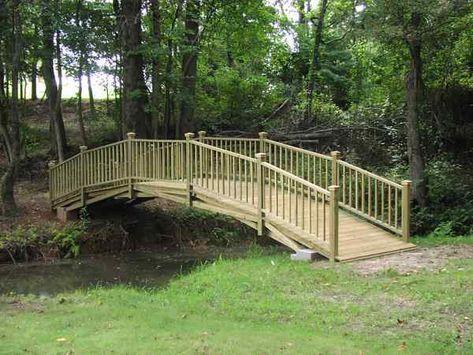 How To Build A Footbridge Google Search Garden Bridge Design Wood Bridge Bridge Design