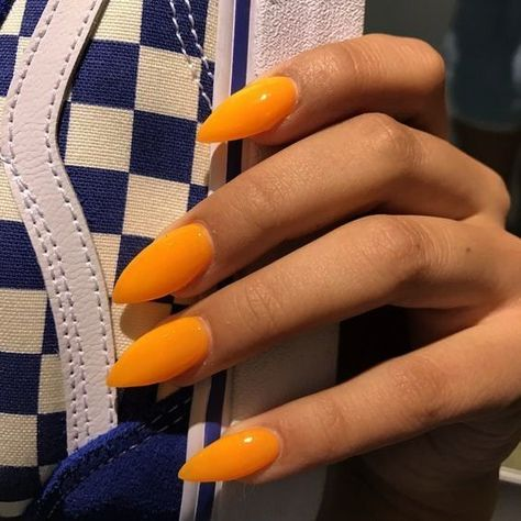 #summer #orange #nägel #nails #amrSummer Nails  AMR Nägel Summer Nails  AMRSum