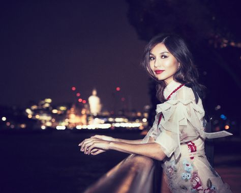 Gemma Chan From Crazy Rich Asians Has the Best Mascara Tip for Asian Lashes
