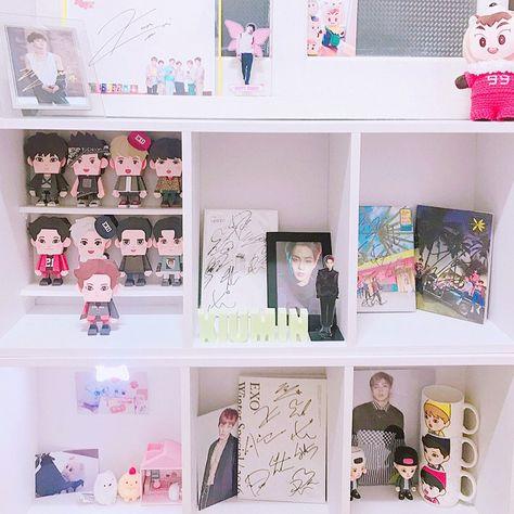 pin oleh foreverloey di exo goods / album (dengan gambar