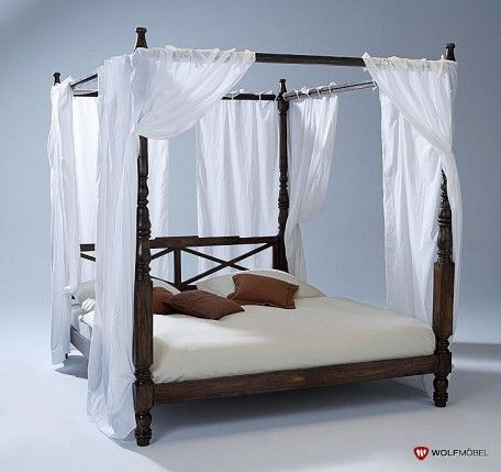 Himmelbett schlafzimmer Pinterest Himmelbett, Schlafzimmer - elegantes himmelbett joseph walsh