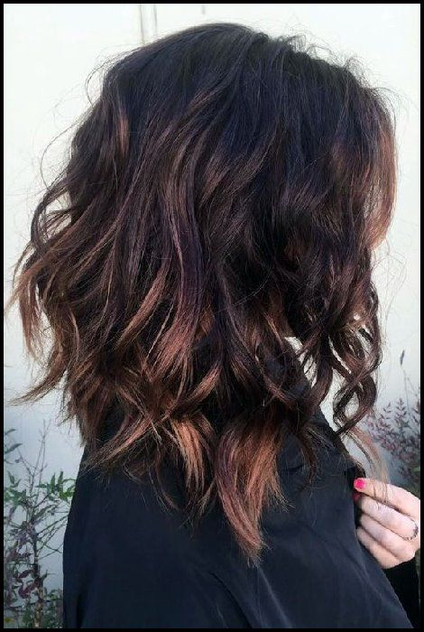 10 Unordentliche Mittlere Frisuren Fur Dickes Haar Popular Frisuren Bob Frisur Lange Bob Frisuren Frisur Dicke Haare