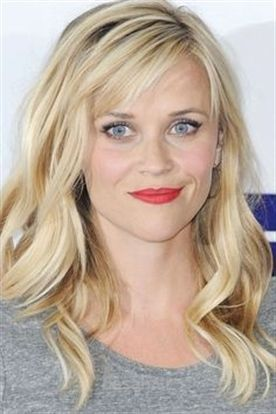 Splendid Hairstyles For Round Faces Reece Witherspoon Page 38