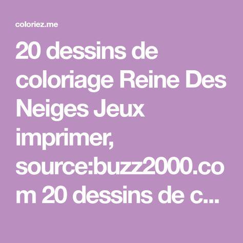 Coloriage Reine Des Neiges Buzz2000.20 Dessins De Coloriage Reine Des Neiges Jeux Imprimer Source