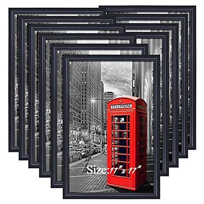 Petaflop Poster Frames 11x17 Picture Frame Black Pack Of 10 Fashion Home Garden Homedcor Frames Ebay Link Poster Frame Picture Frame Sets Picture Frames