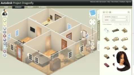 3d Autodesk Design Dragonfly Home House Organization Ideas Planners Online Software Au 3d Home Design Software Room Layout Planner Home Design Software