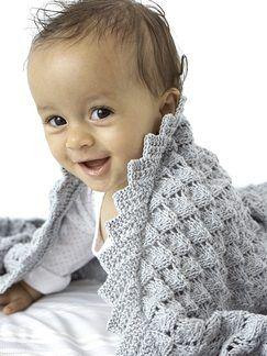 baby blanket ? lacy shawl ... ?