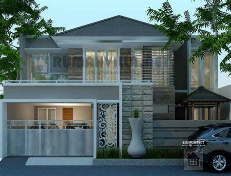 Ide Desain Rumah Tropis Modern Yang Cantik Di Pekanbaru Ide Desain Rumah Tropis Modern Yang Cantik