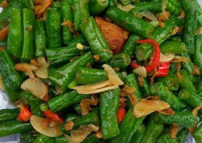 Resep Oseng Tempe Kacang Panjang Sederhana Pituluik Media Resep Makanan Makanan Kacang