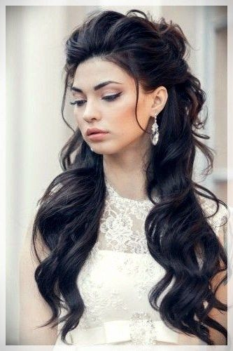 Party Hairstyles 2019 Trends And Photosshort And Curly Haircuts Hairdo For Long Hair Prom Hairstyles For Long Hair Long Hair Wedding Styles