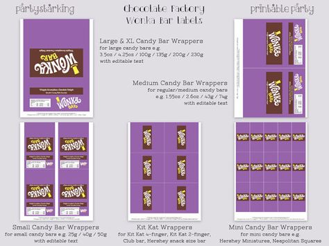 List Of Pinterest Wonka Bar Printable Pictures Pinterest Wonka Bar