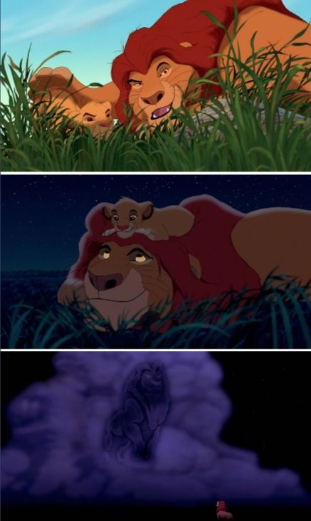 8 Times Mufasa Was a Legendary Dad