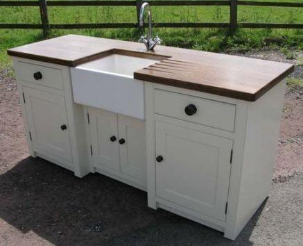 Kitchen Sink Ideas Free Standing 41 Trendy Ideas Free Standing Kitchen Sink Freestanding Kitchen Kitchen Sink Units