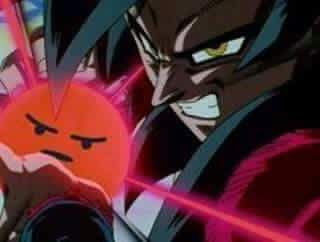 Ss4 Goku Angry React Anime Dbz Memes