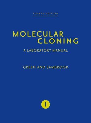 Pdf Download Molecular Cloning By Michael R Green Epub Molecular Ebook Download Books