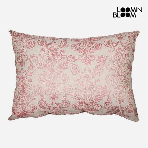 Cuscini Rosa.Cuscino Rosa 50 X 70 Cm Cities Collezione By Loom In Bloom
