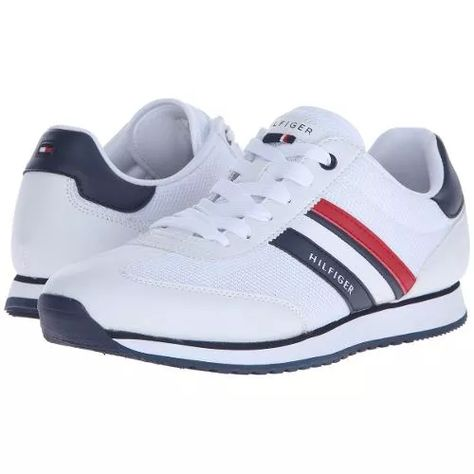 a89733fcd10 Tenis Tommy Hilfiger.