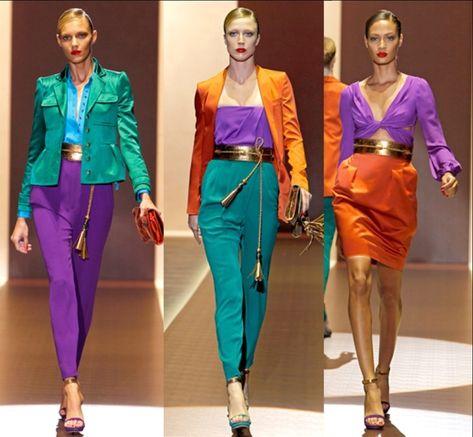 41+ Elegant Colour Combinations Ideal For Women