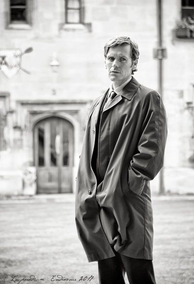 Endeavour is a British television detective drama series set in the