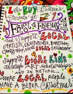 Come to Frost & Friends Nov 15 & 16, Clock Tower resort in Rockford, IL www.frostandfriends.com