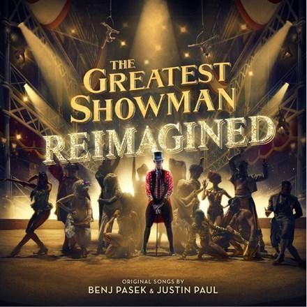 The Greatest Showman: Reimagined - Various Artists Vinyl LP