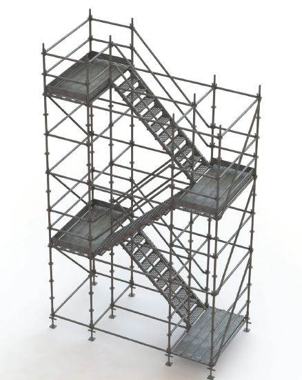Jrs Offers Ringlock System For Constructions Stock Clearance Sale Manufacturing Steel
