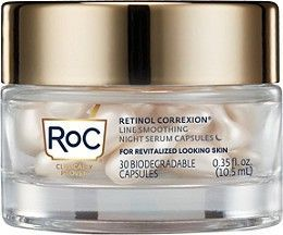 Roc Retinol San Francisco Beauty Just Add Glam Night Serum Retinol Paraben Free Products