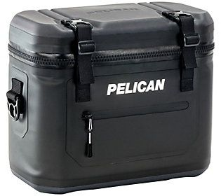 Pelican 12 Can Soft Cooler Qvc Com In 2020 Soft Sided Coolers Soft Cooler Pelican Cooler