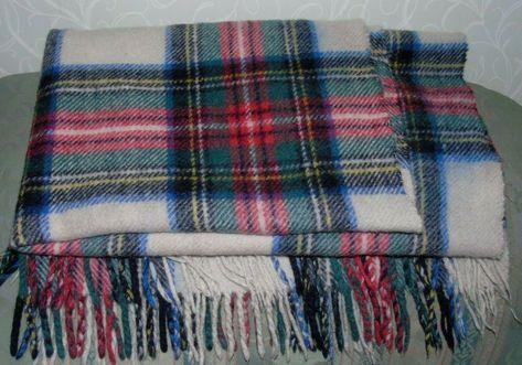 Campervan Travel Rug Blanket Throw