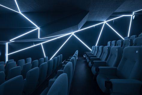 Gallery of Delphi LUX, Cinema / Batek Architekten + Ester Bruzkus Architekten  - 4