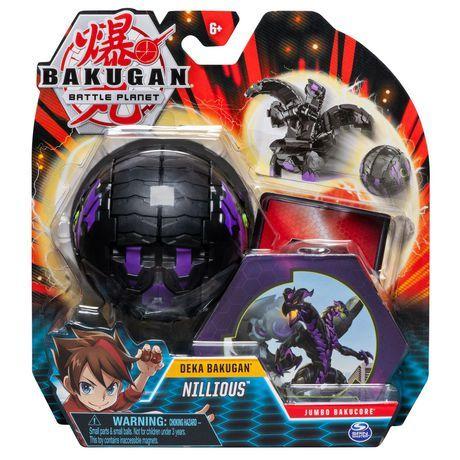 Bakugan Core 1 Pack nillious New