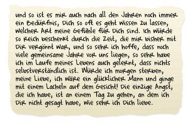 Liebesbrief Schreiben So Geht S Ganz Leicht Papierus Gmbh