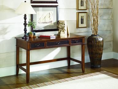 Albany Imports Home Office Desk At Whitley Furniture Galleries In Zebulon Nc