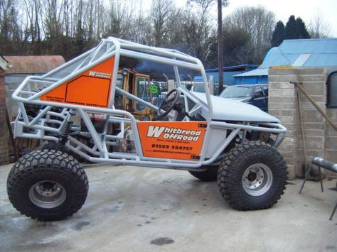 Tube chassis landrover