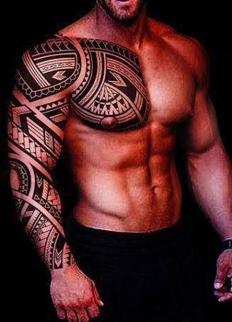 Resultado De Imagem Para Polynesian Tattoo Polynesiantattoos Samoantattoos Back Tribal Tattoo Triba Polynesian Tattoo Maori Tattoo Tribal Shoulder Tattoos