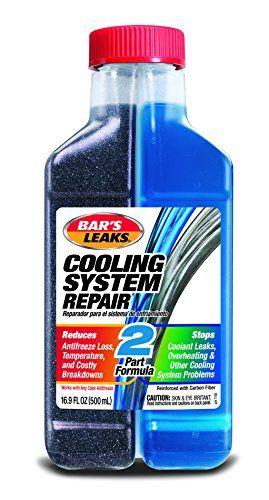 Bar S Leaks Cooling System Repair 16 9 Oz Radiator Stop Leak