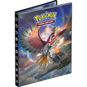 cahier range carte pokemon Cahier range carte A5 Pokémon Soleil et Lune 3 Ombres Ardentes 80