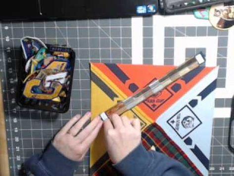 ▶ 3/24/14 Cub Scout Memorabilia Shadow Box - YouTube