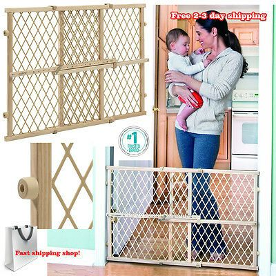 Evenflo Baby Gate Safety Fence Child Protection Wood Door Dog Cat Pet Barrier In 2020 Evenflo Baby Gate Baby Gates Child Protection