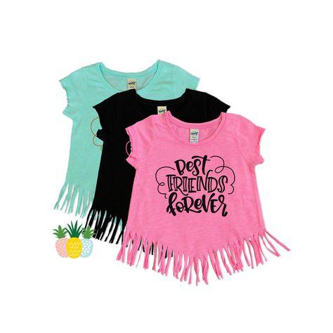 SHIRT1-KIDS Maryland Flag Crab Toddler//Infant Girls Short Sleeve Ruffles Shirt T-Shirt for 2-6T