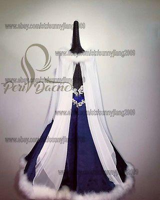 Tassel Latin Dance Dress Clothing Salsa Costume Ballroom Competition handmade//JZ