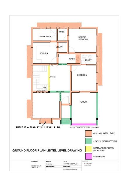 4 Bedroom Contemporary Home In 2100sqft For 30 Lakhs With Free Plan Free Kerala Home Plans Bedroom House Plans 1 Bedroom House Plans 4 Bedroom House Plans
