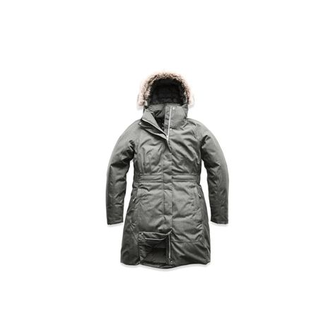 The North Face INSULATED ARCTIC MOUNTAIN JACKET Kort kåpe