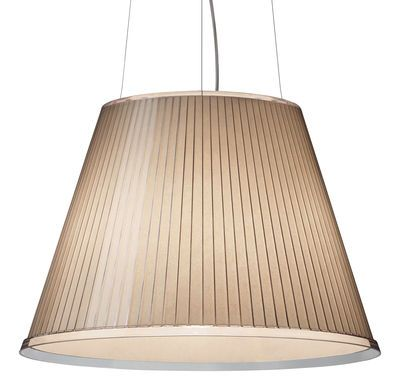 Suspension Choose Artemide Beige Made In Design Abat Jour