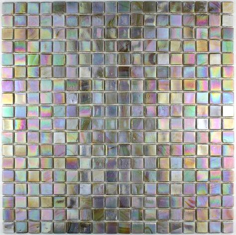 Mosaique Pate De Verre Carrelage Rainbow Perle Verre En Mosaique