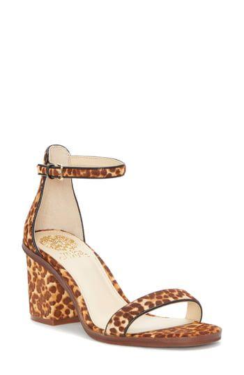 062d83315e2 Vince Camuto Ankle Strap Sandal (Women) | The Most Stylish Sandals ...