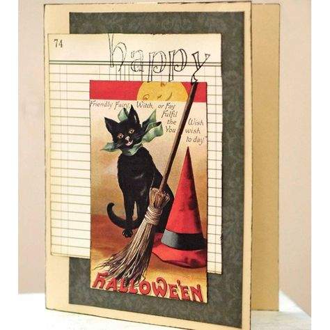 Witching Hour Cards Project - Stampington