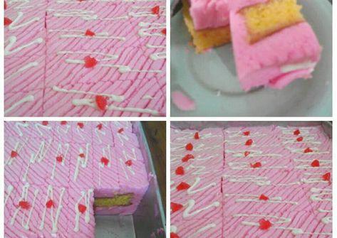 Resep Cake Salju Puding Busa Oleh Andri Agustin Resep Pudding Desserts Resep Makanan Penutup Resep