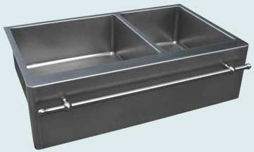 Blanco 440294 Blancomagnum Specialty Single Bowl Sink With Apron