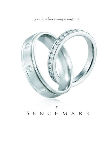 Benchmark Collection Rings Necklaces Bracelets Diamonds